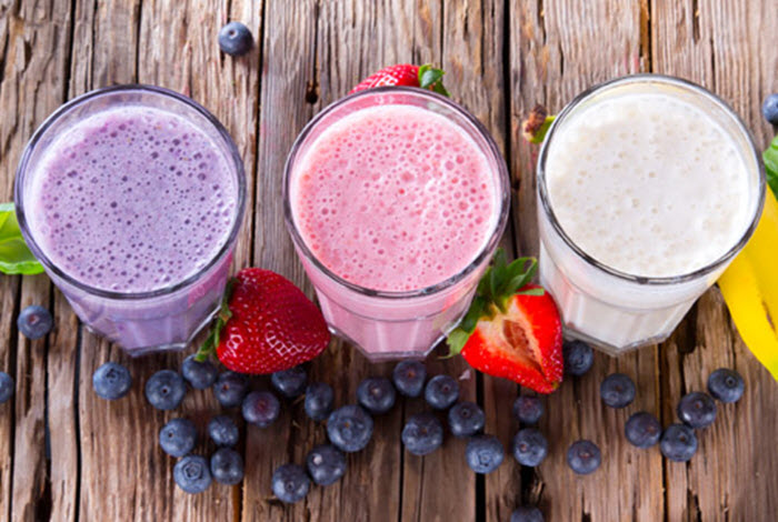 Protein and Fruit Smoothie