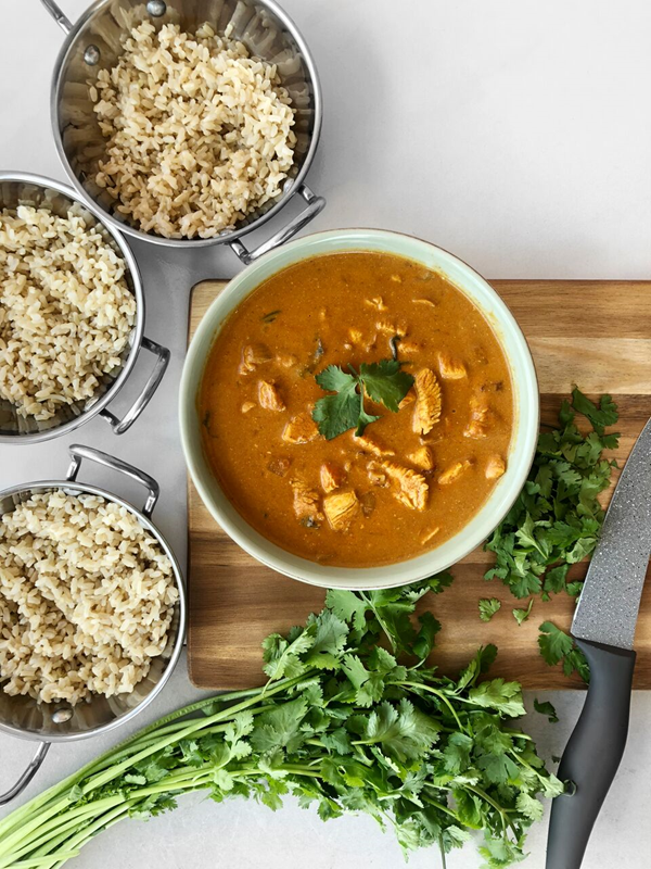 Healthy Chicken Tikka Masala Recipe