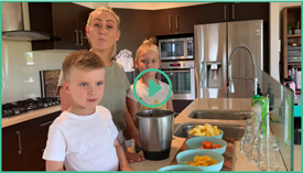 Kids in the Kitchen video series
